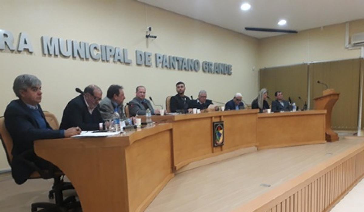 """Câmara realiza Sessão Solene """"Mérito Farroupilha"""""""